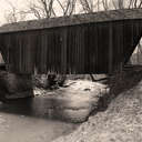 Stovall Mill Covered Bridge, GA