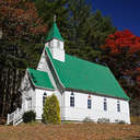 St Johns Episcopal Church - Valle Crucis, NC