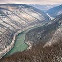 Grandview - New River Gorge National River, WV