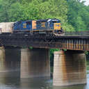 EMD SD40-2 & SD70ACe - Harpers Ferry NHP, WV