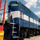 EMD GP-7 - Southeastern Railway Museum, GA
