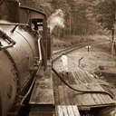Shay Locomotive - Cass Scenic Railroad, WV