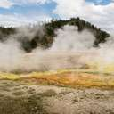 Excelsior Geyser Crater - Yellowstone NP - WY