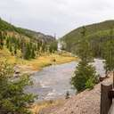 Gibbon River - Yellowstone NP - WY