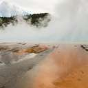 Grand Prismatic - Yellowstone NP - WY
