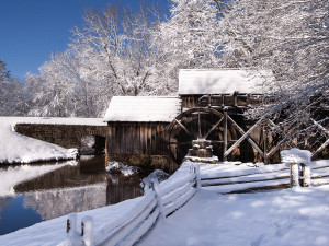 Mabry Mill - Blue Ridge Parkway, VA