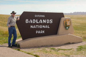 Badlands NP - SD