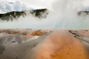 Grand Prismatic - Yellowstone NP
