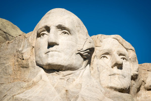 Mount Rushmore National Monument - SD