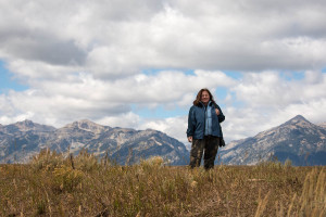 Barbara Severance - Grand Teton NP - WY