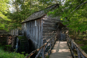 John Cable Mill - Cades Cove - GSMNP, TN