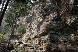Alum Cave Trail - GSMNP, TN