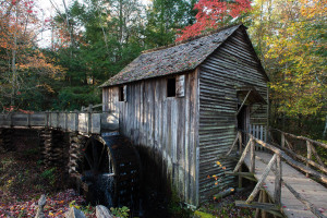 Cable Mill - Great Smoky Mountains NP