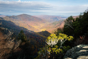Chimney Tops Trail - Great Smoky Mountains NP, TN