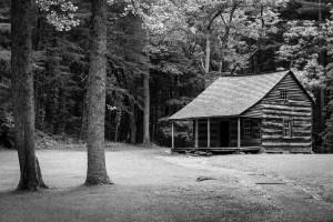 Carter Shields Cabin - Cades Cove - GSMNP, TN