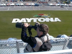 Frank at the 24 Hours of Daytona