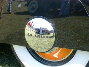 1934 LaSalle - Amelia 2000