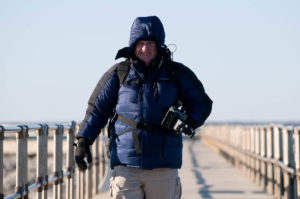 Frank at Barnegat Light - 2012