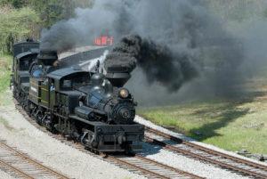 Cass Scenic Railroad - 2008
